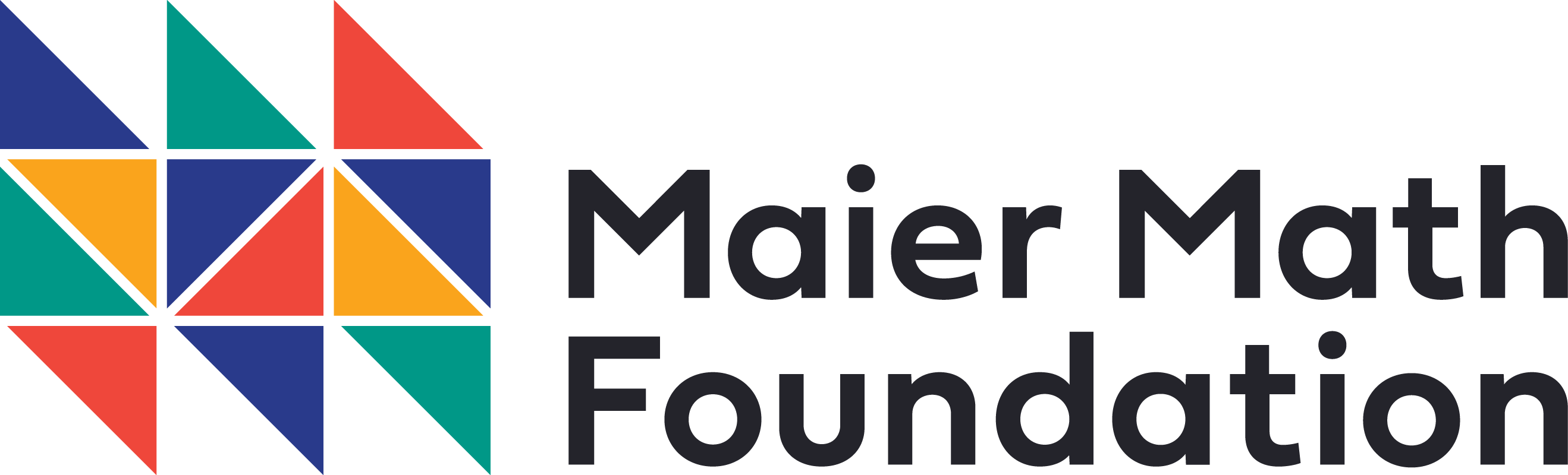 Maier Math Foundation logo